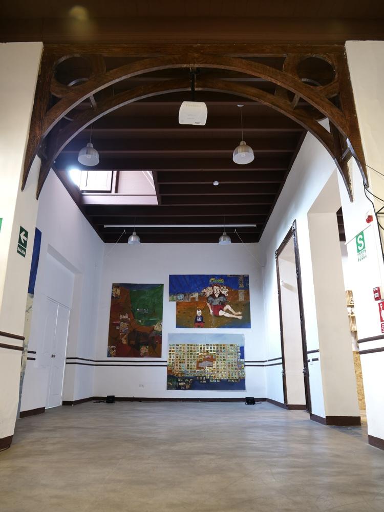 Saltpetre King, installation view